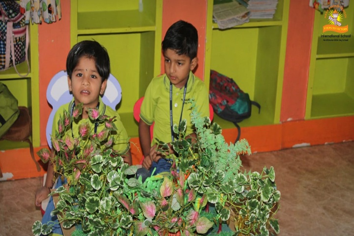 Nava Bharath International School-Science Expo