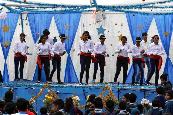 Patmer School-Dance