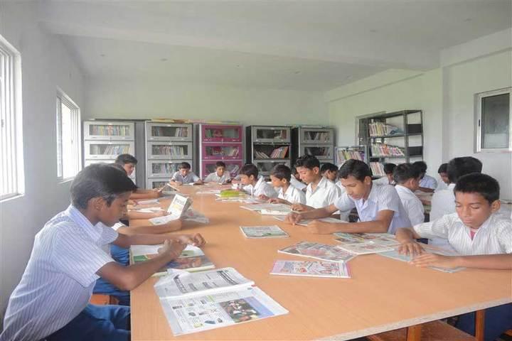 Patmer School-Library