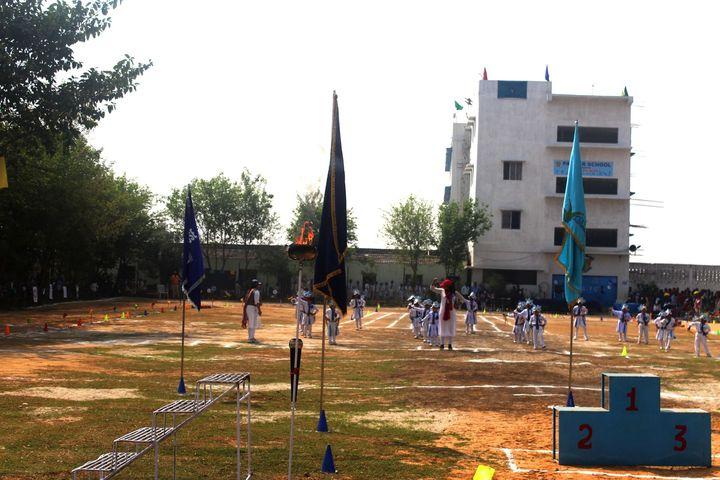 Patmer School-Sports Day