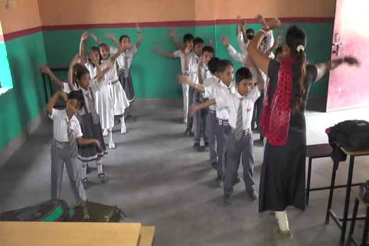 Patna City Central School-Dance Rooms