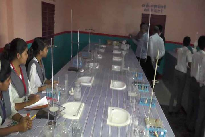 Patna City Central School-Science Lab