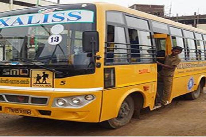 Oxaliss International School-Transport