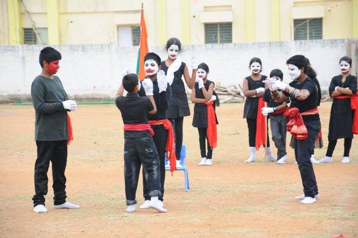 oxaliss international school-Cultural Program