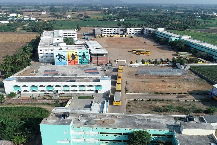 oxaliss international school-School Arial View