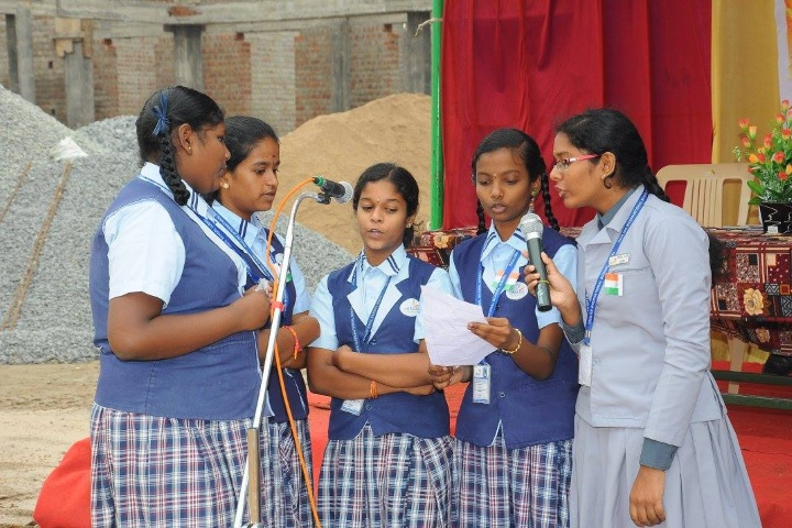 oxaliss international school-Singing Competition