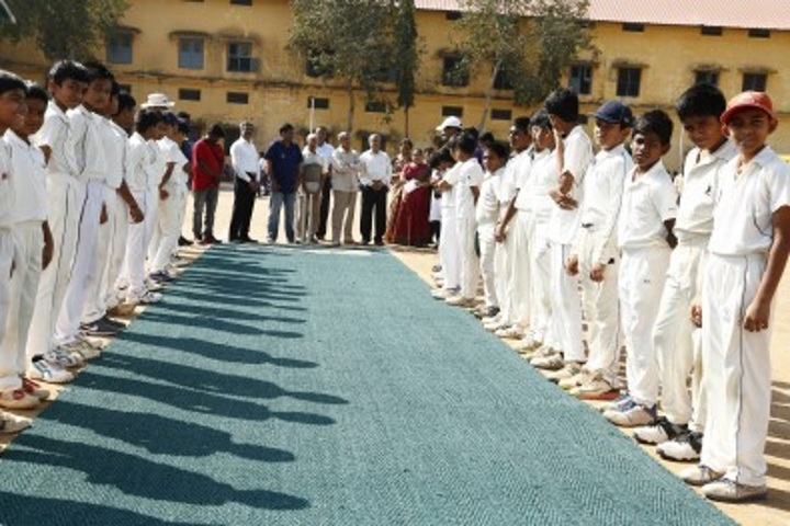 P S Senior Secondary School- Cricket Tournament