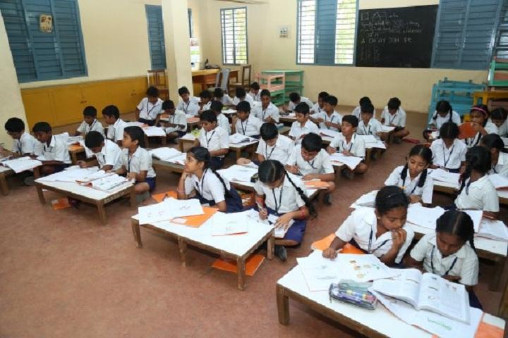 P S Senior Secondary School-Classrooms
