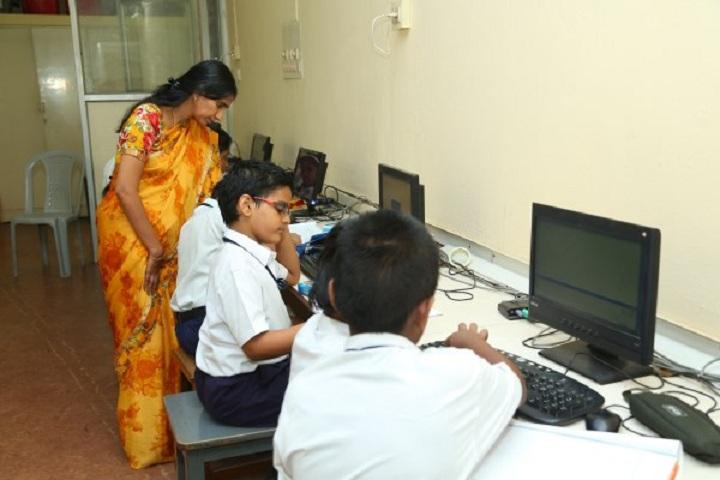 P S Senior Secondary School-Computer Lab