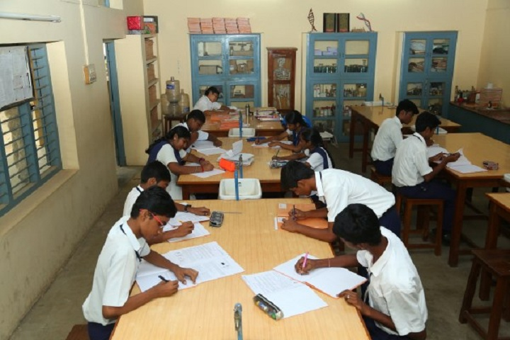 P S Senior Secondary School-Science Lab
