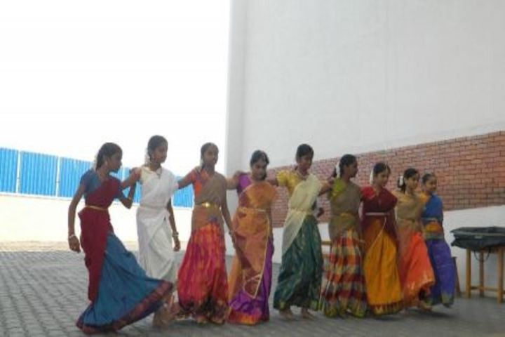 Padma Seshadri Bala Bhavan School-Dance