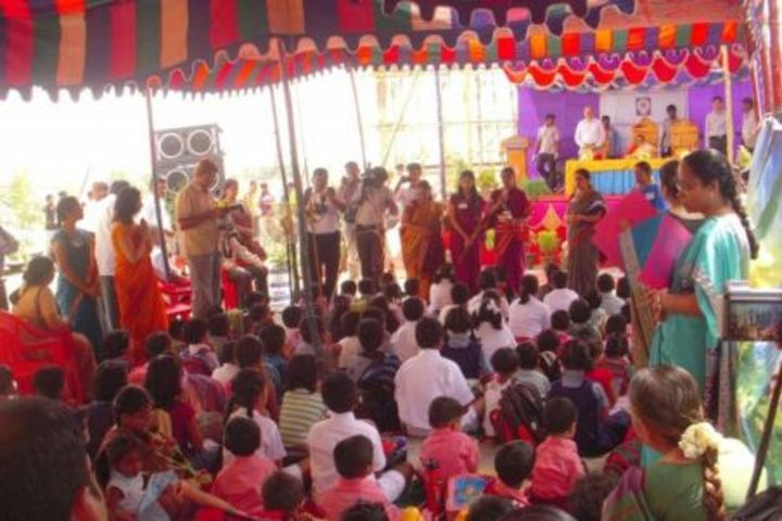 Padma Seshadri Bala Bhavan School-Event