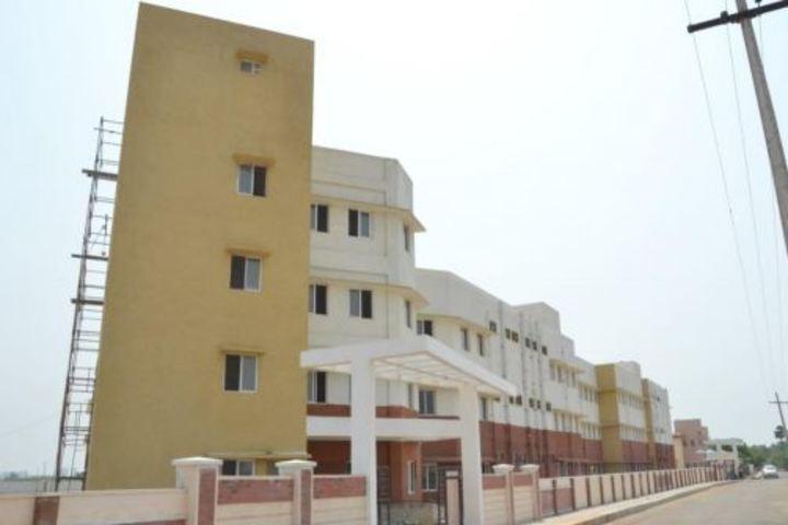Padma Seshadri Bala Bhavan School-School View