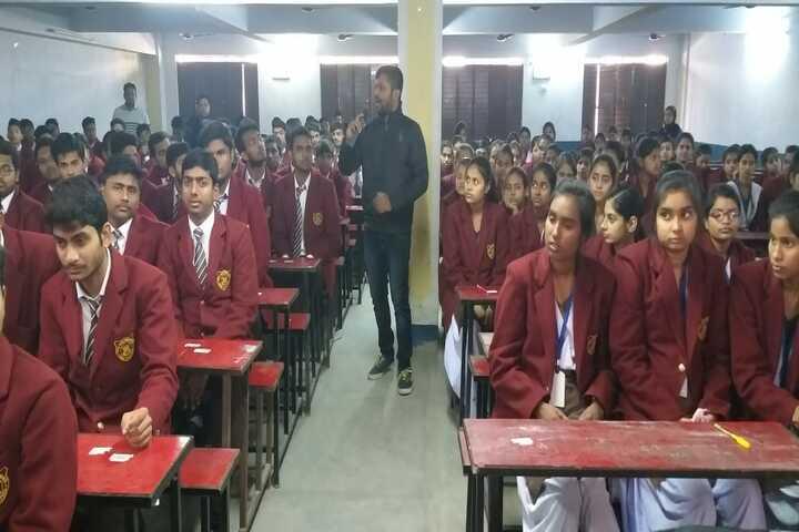 Patna Doon Public School-Classroom