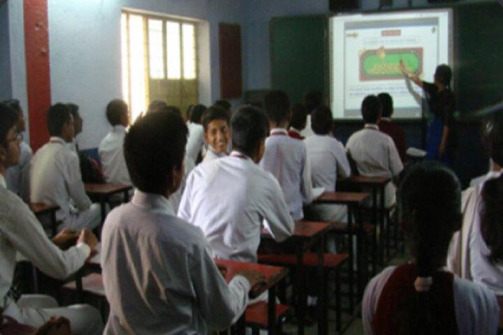 Patna Doon Public School-Digital Classroom