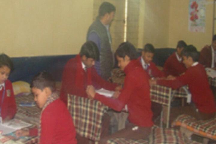 Patna Doon Public School-Hostel