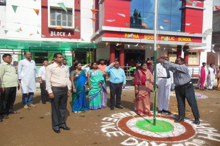 Patna Doon Public School-Independence Day