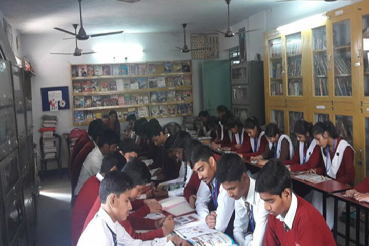 Patna Doon Public School-Library