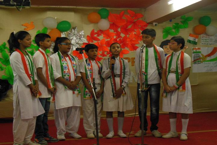 Patna Doon Public School-Singing