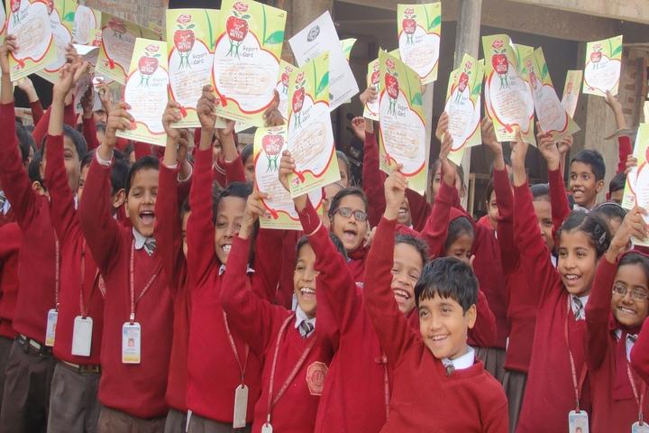 Patna Doon Public School-Students