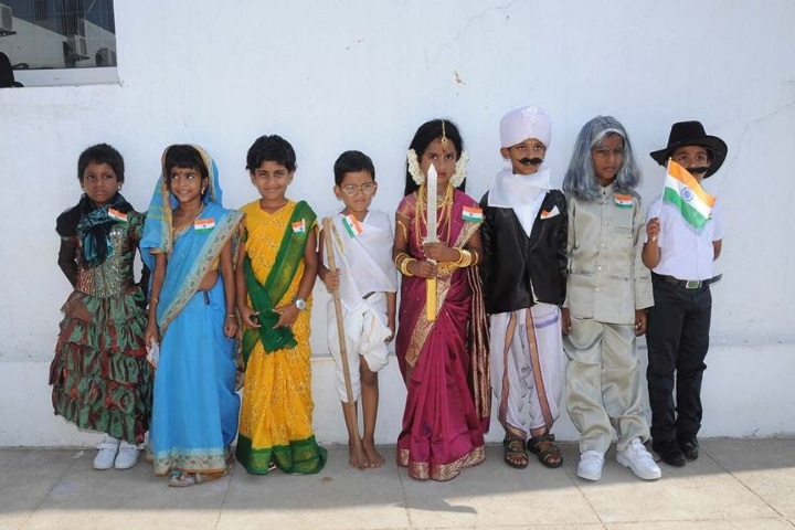 Parampara Academy-Fancy Dress