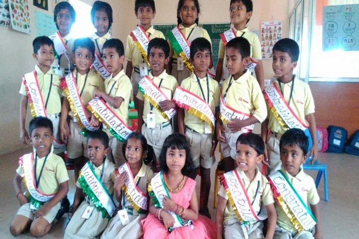 Parampara Academy-KG Graduation Day