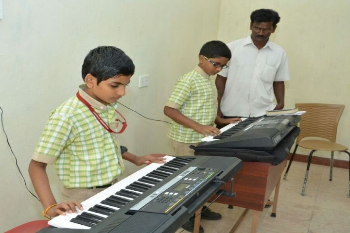 Parampara Academy-Music Room