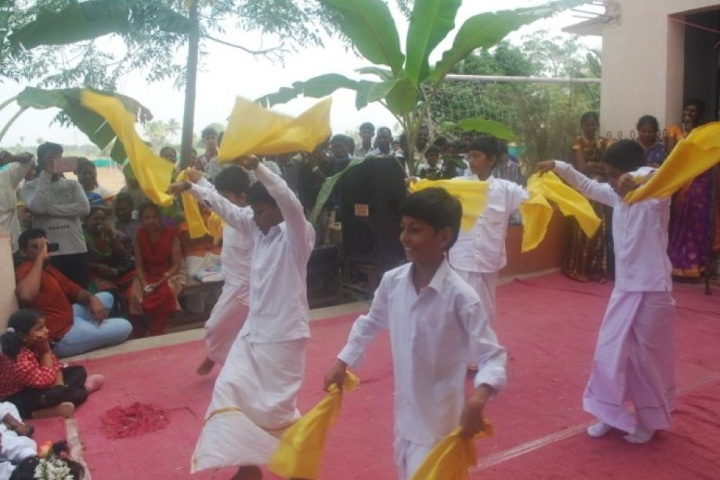 Parampara Academy-Pongal Celebrations