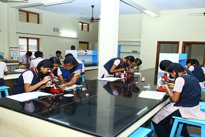Peace on Green Earth Public school - Biology Lab
