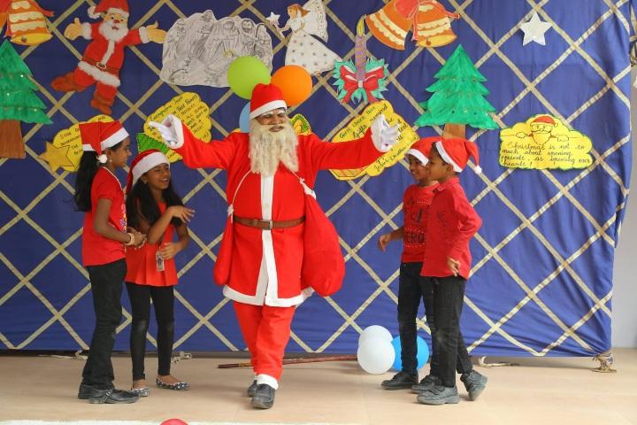 Peace On Green Earth Public School-Christmas Day