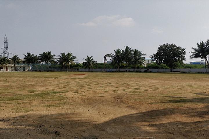 Peace On Green Earth Public School-Play ground