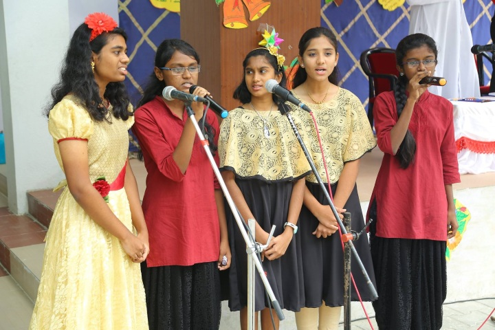 Peace On Green Earth Public School-Singing Competition