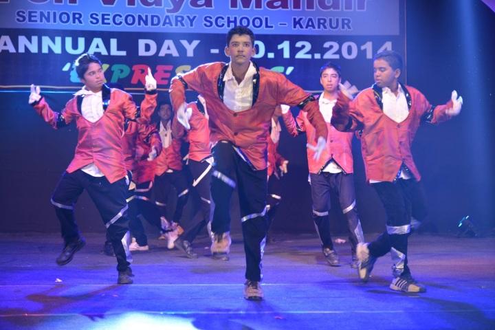 Pon Vidya Mandir Senior Secondary School-Annual Day
