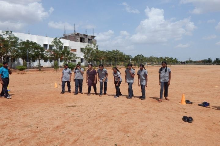 Pon Vidya Mandir Senior Secondary School- Running Competition