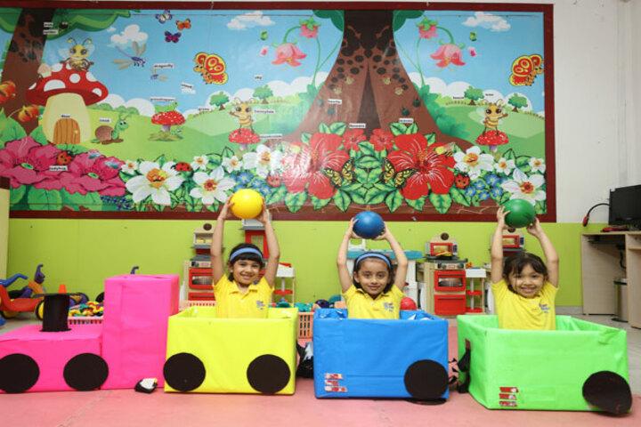 Podar International School-Fun Activities