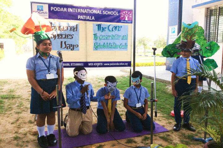Podar International School-Role Play