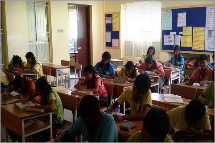 Pushpalata Vidya Mandir-Classrooms