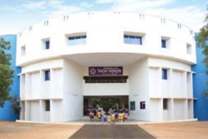 Pushpalata Vidya Mandir-School View