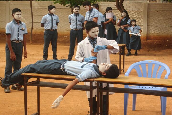 Radiant International School-Drama