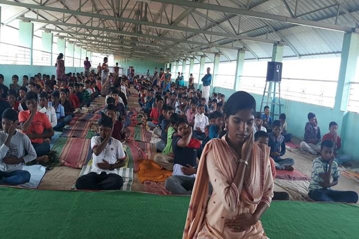 Radiant International School-Yoga