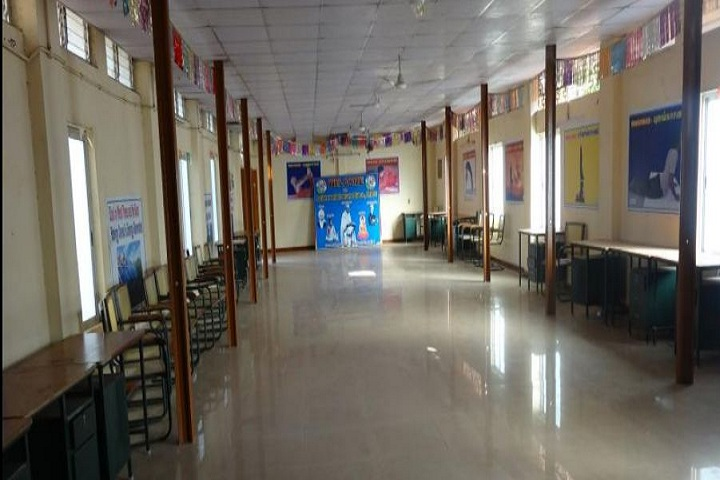 Railway Mixed High School  - Conference Hall
