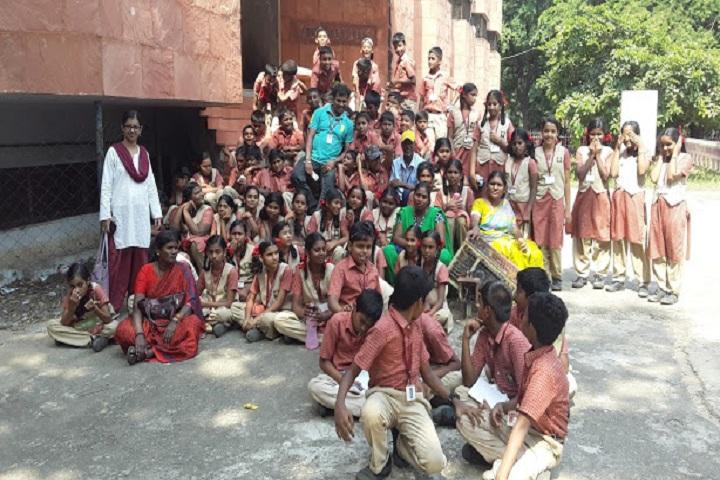 Ramana Vidyalaya-field trip