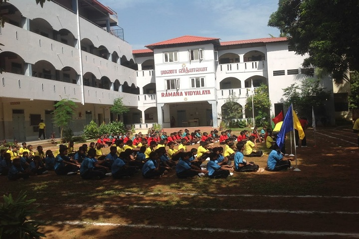 Ramana Vidyalaya-school