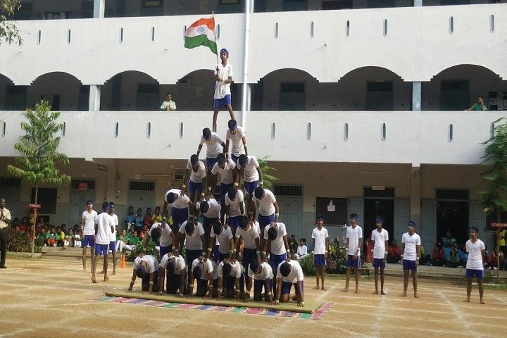 Ramana Vidyalaya-sports day