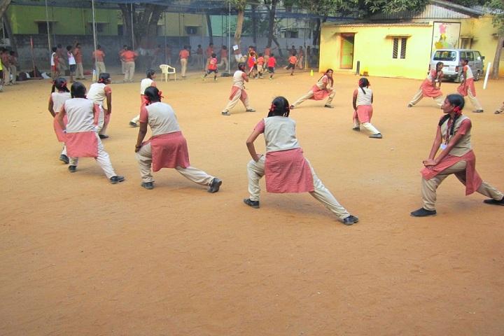 Ramana Vidyalaya-sports