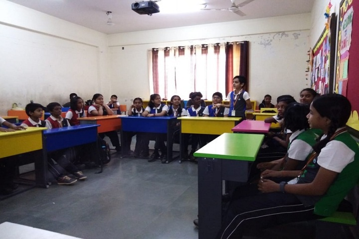 Ravindra Bharathi Global School-Group Discussion