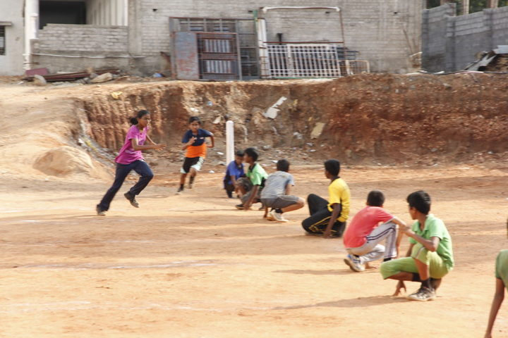 RD International School-Games