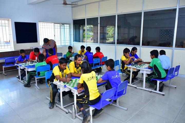RD International School-Indoor Games