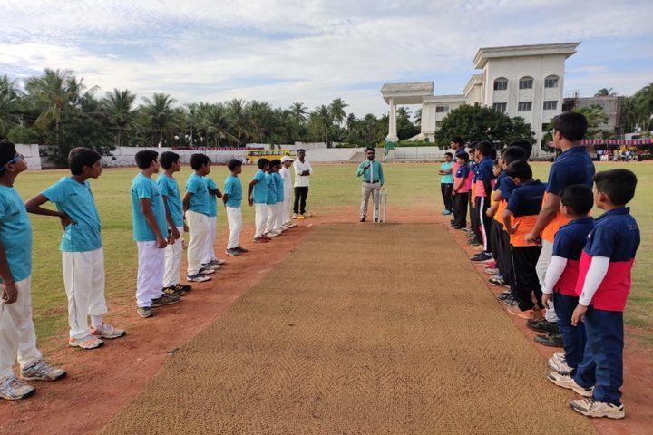 RD International School-Sports Team