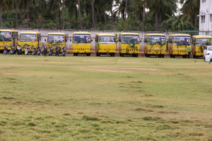 RD International School-Transport